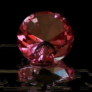 Pedras Preciosas: Pink Star